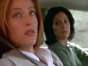 xfiles existence scully reyes road trip