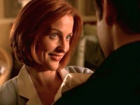 xfiles existence scully smile