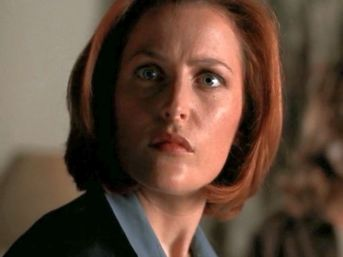 You have a weird backstory and you haven't told me about it yet? Mulder told me his on our first case. Step it up.