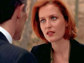xfiles invocation scully