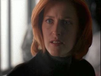 xfiles medusa scully doggett partner