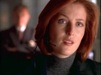 xfiles medusa scully every step