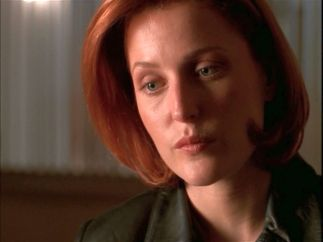 xfiles medusa scully go home
