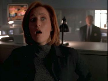 xfiles medusa scully uhhh okay