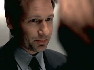 All of Mulder's guesses are bad. You can see it in his eyes.