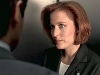 xfiles per manum scully elevator doctor