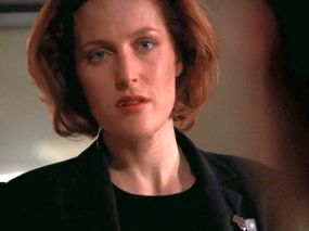 xfiles per manum scully my personal files