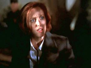 xfiles per manum scully who are you
