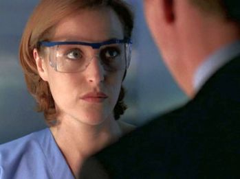 It might seem that way, but I am autopsy Scully, and I have given you the facts.