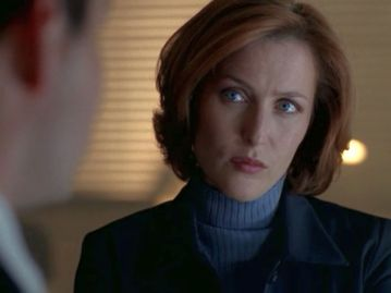 xfiles salvage scully
