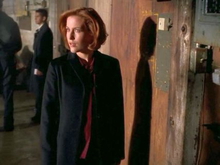 xfiles surekill scully