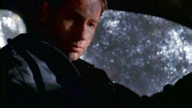 xfiles the gift mulder