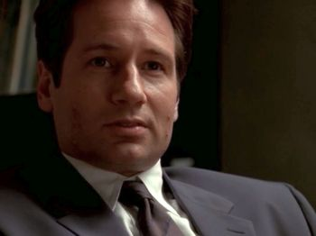 xfiles three words mulder conspiracy