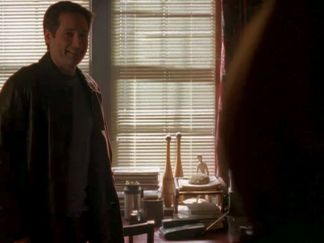 Joke!Scully, MULDER HAS MISSED YOU.