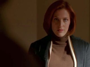 Joke!Scully, I've missed you.