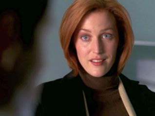 xfiles three words scully mulder perfect health