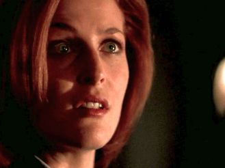 xfiles tinh scully its mulder