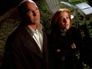 """All I can think of is """"Mulder, I had the strength of your beliefs."""""""