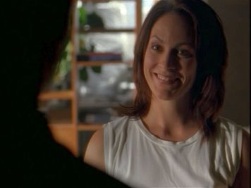xfiles 4d monica smile