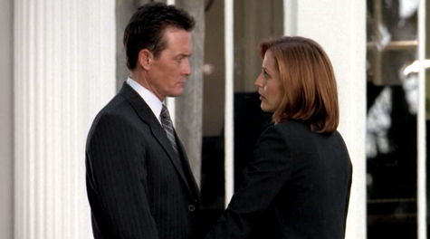 xfiles daemonicus scully doggett