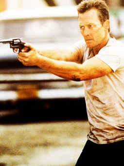 xfiles john doe doggett gun