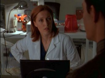 xfiles lotf scully sass