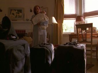 xfiles niht suitcases scully