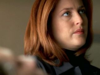 And so Scully loses someone else and promptly retreats to science.