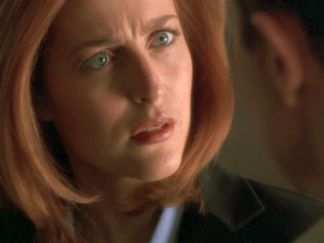 xfiles audrey pauley scully