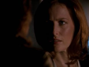 xfiles hellbound scully monica you okay