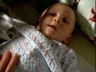 xfiles improbable baby