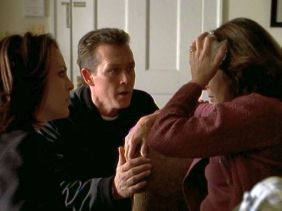 xfiles provenance doggett monica margaret