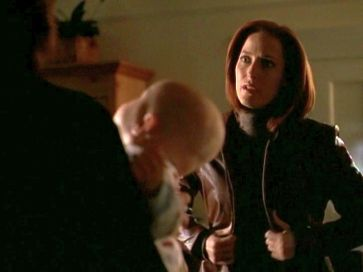 xfiles provenance scully answers about william