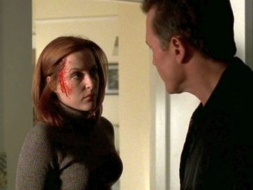 xfiles provenance scully doggett not sorry