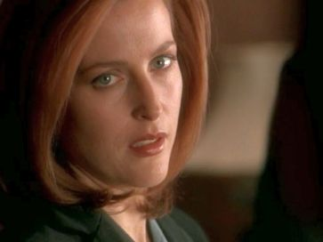 xfiles provenance scully follmer glare