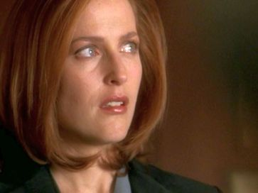 xfiles provenance scully tears mulder already dead