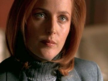 xfiles provenance scully wish you would tell me