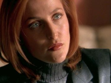 xfiles provenance scully working on x files
