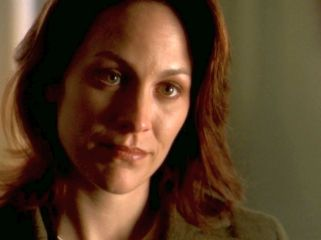 So Monica's lost without Doggett. We know that.