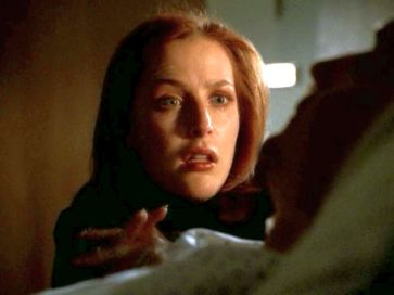xfiles providence scully doggett shock