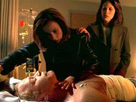 xfiles providence scully don't murder