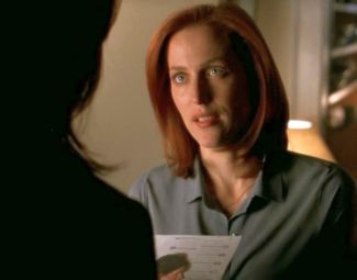 xfiles providence scully makeshift fbi