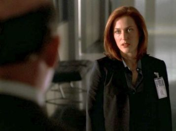 xfiles providence scully to what