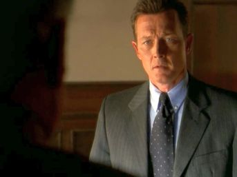 xfiles underneath doggett heartbroken