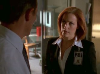 xfiles underneath scully reports