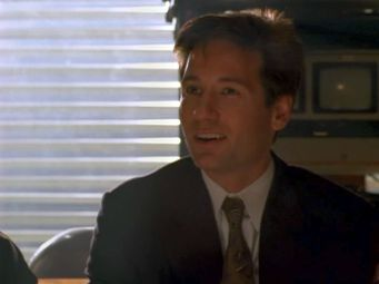 xfiles jump the shark mulder smile