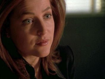 xfiles release scully interrogation