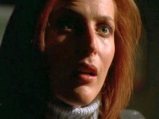 xfiles scary monsters scully must be a way