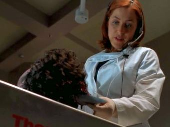 xfiles sunshine days scully likely place to start