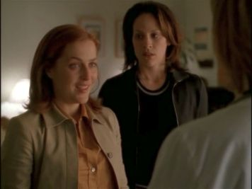xfiles william scully smile